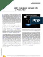 Www.futura Sciences.com La Matiere Noire Serait Bien Presente Dans La Voie Lactee [1]