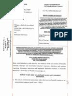 Defendants Response 05 26 2012