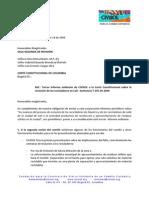 06.5 CIVISOL Informe 3 a La CC -Ordinario
