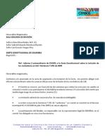 06.4 CIVISOL Informe 2 a La CC rio