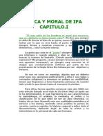 Etica y Moral de Ifa