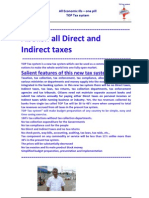 Abolish All Direct and Indirect Taxes