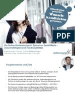 Ergebnisse Bewerber Personalerumfrage 2011 Gesamt