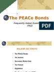 FAQ Peace Bonds