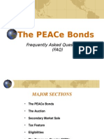 FAQ Peace Bonds