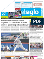 Edicion Carabobo 27-05-2012 Scribd