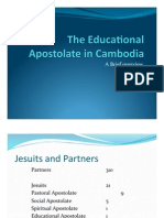 Cambodia Report 2012