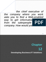 Management Information System Chapter 12 GTU MBA