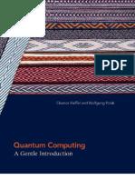 Quantum Computing a Gentle Introduction 0262015064