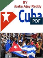 Cuba Tour Ppt