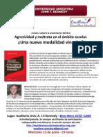 Invitacion Presentac Libro Levin UK