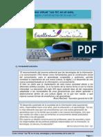 1-Curso Las TIC-En El Aula-Fundamentacion y Programa