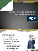 7. Cognitive Ergonomics