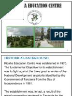 Kec Historical Background