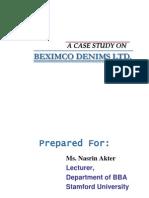 Beximco Deenims Ltd
