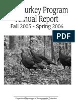 2005-2006 Turkey Program Summary