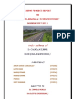 Minor Project Report on Construction of National Highway 2 - Copy (1)