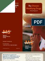 Disease Modifying Drugs