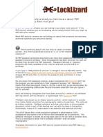 4384 PDF Security 10 Questions