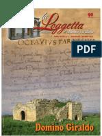 Flavio Frezza - Una Nuova Raccolta Di Racconti Dalla Teverina - Loggetta n. 90 (Gen-mar 2012)