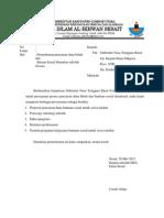 Proposal Bantuan Sosial 2012