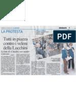 Lucchini & Artoni - La Protesta continua