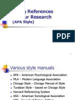 APA Citation (1)