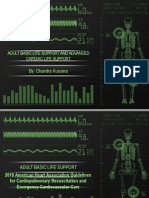 Adult Basic Life Support and Advanced Cardiac Life