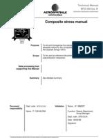 1999 MTS [Aerospatiale Aeronautique - Composite Stress Manual MTS00