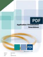 Application Virtualization Smackdown v3