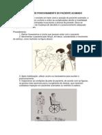 Protocolo de Posicionamento Do Paciente Acamado