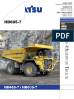 komatsu HD465