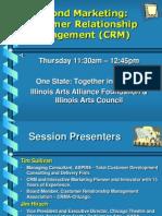 Loeng5_2IAA CRM Presentation Final
