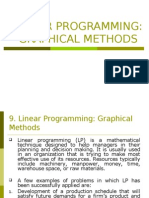 Formulation of a Linear Programming