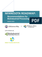 MN Bio Industrial Processing Roadmap - FULL REPORT