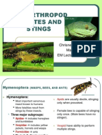 Arthropod Bites