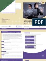 XVIII PdP Contabilidad y Finanzas para la Gestión Estratégica 2012