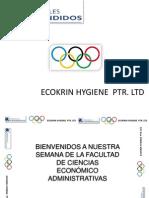 PresentacIÓN ALIANZAS JUEGOS OLIMPICOS
