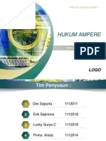 HUKUM AMPERE Presentation