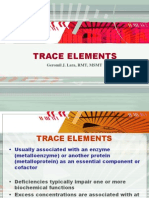 18 Trace Elements