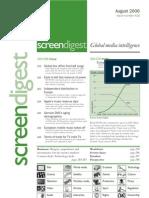 Screen Digest Aug 06