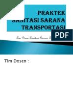 Pembekalan Materi Transportasi