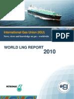 IGU World LNG Report 2010