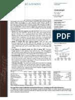 Next Plc JPMorgan 24.4.2012