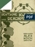deutschekunstund01kochuoft