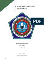 Laporan Diagnosa LAN Semester II