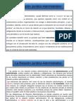 La Relación Jurídico-Administrativo