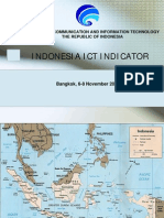 Indonesia ICT Indicators