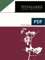 TotalGres Catalogo 2012 Baja Resolucion