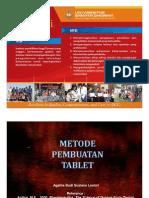 II. Metode Pembuatan Tablet (I)